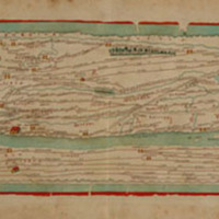 Engraved map by Franz Christoff Scheyb.<br /><br />